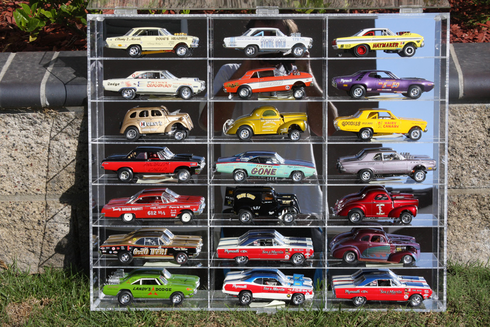 118 scale metal model car kits