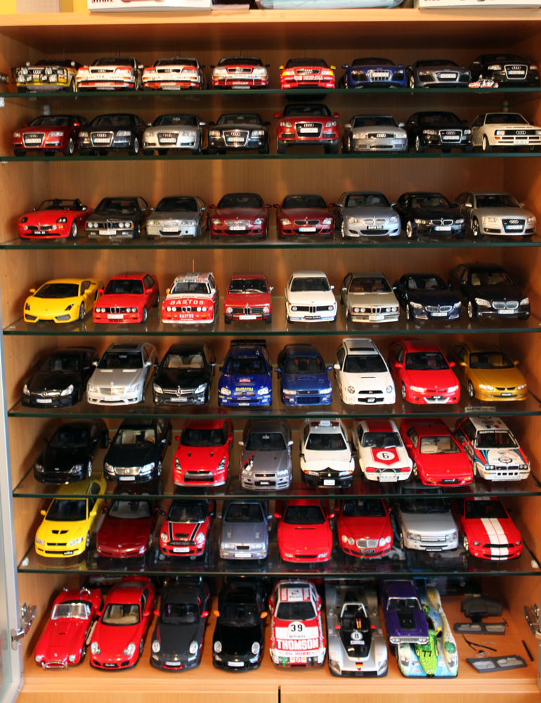 Wanted Model Car Collections! Buying Vintage and New Model Car Lots ...