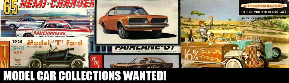 Wanted and Buying Model Car Collections, Lots or any Model Cars